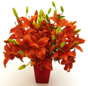 kabloom-rich-red-lily-bouquet